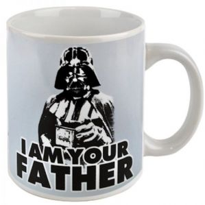 "Star Wars Mug Darth Vader ""I am Your Father"""